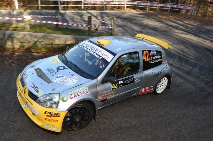Casarano Rally Team indossa la corona all'Acisport Rally Cup Italia 2020
